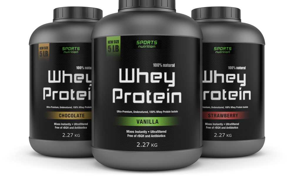Best Whey Protein Powder of 2018